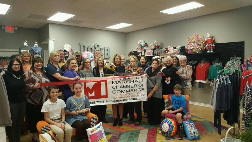 Ribbon Cuttings Greater Marshall Chamber Of Commerce