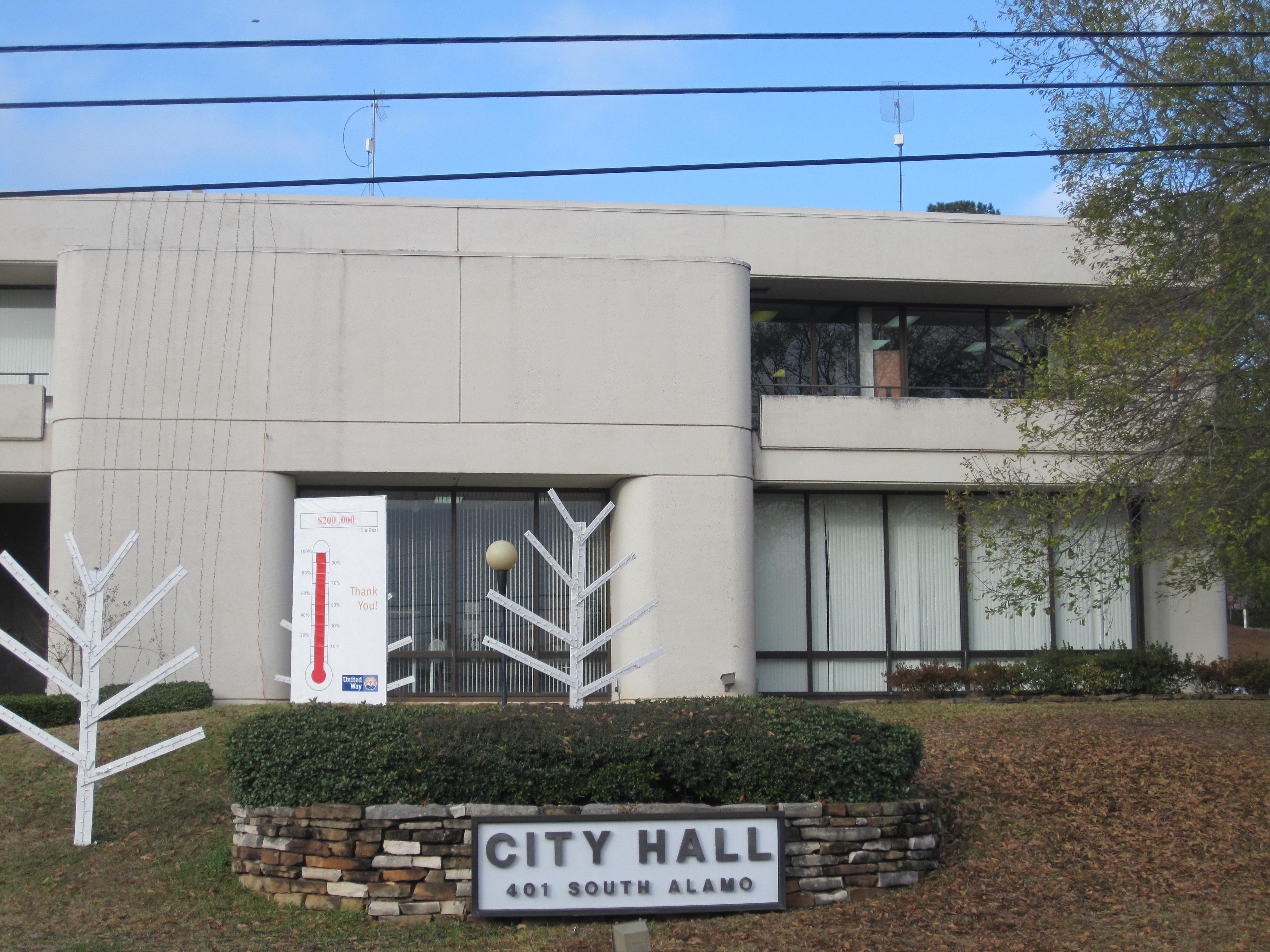 City Hall Waskom Tx
