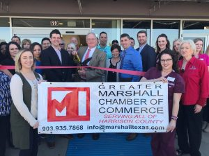 5becac1d0f3 Longview Orthopaedic Clinic welcomed the Chamber of Commerce on April 24
